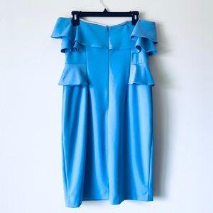 Alexia Admor Dresses - Alexia Admor • Strapless Sweetheat Ruffle Dress 12